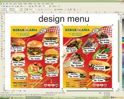 design btd menu