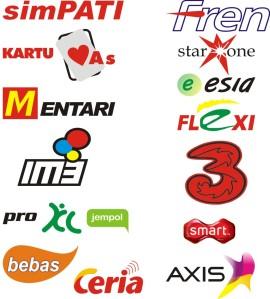 logo seluler indonesia
